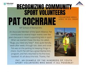 Pat Cocrane